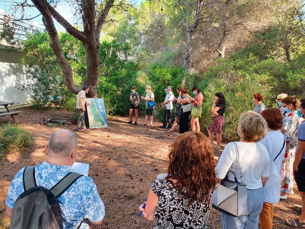 Acciones formativas Asociación Guías Oficiales Comunidad Valenciana